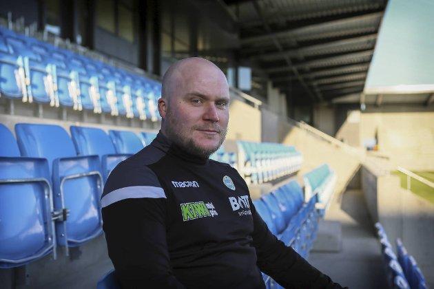 Steffen Landro skal lede Sandnes Ulf de to neste årene.