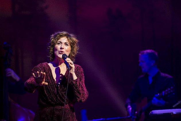 Sissel Kyrkjebø levrete en konsert med mange høydepunkter, men også med noen svakere                                         sanger.