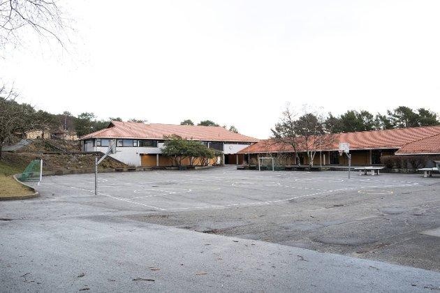 Haukedalen skole.