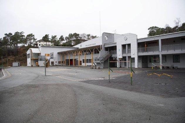 Fjellsdalen skole.