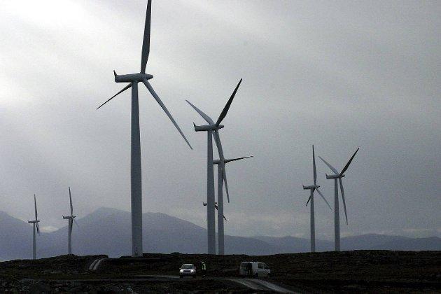 Vil vi ha slike vindturbiner i Stølsheimen?