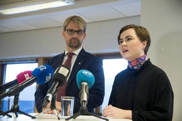 Linn Engø fortalte mandag ettermiddag at hun går av som skolebyråd etter at et flertall i bystyret varslet mistillit. Egentlig var det ingen andre alternativer om Roger Valhammer, som selv håndterte saken unødvendig konfronterende, skulle fortsette som byrådsleder.