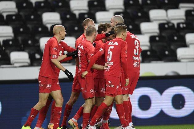 Brann er så godt som sikret eliteseriespill med seier over Aalesund, mener Mathias Macody Lund.