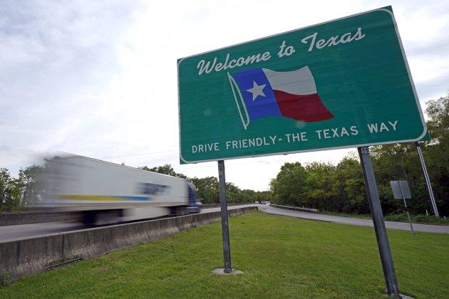 – Uten tvil var og er USA landet med de ekstreme motsetningene. Når folk er onde, er de ondest av alle. Når de er gode, finnes det ingen grenser, skriver Erling Gjelsvik om opplevelsen han hadde da han haiket i Texas. Illustrasjonsfoto: AP Photo/David J. Phillip