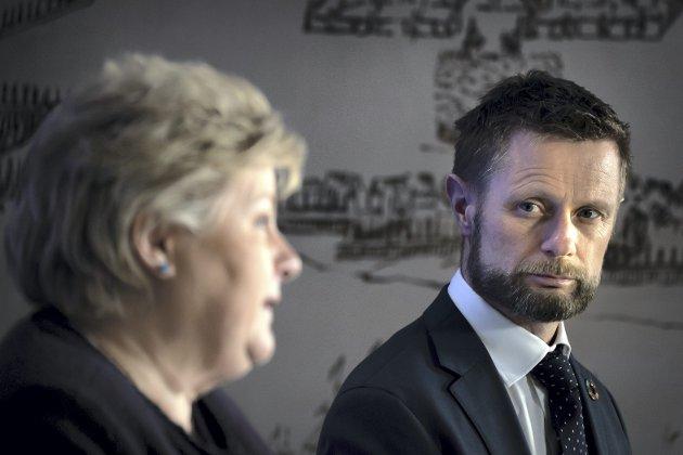 Spaltist Filip Rygg er skeptisk til smittesporings-appen. Foto: NTB/Scanpix