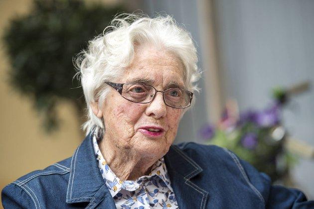 Inger Johanne Knudsen er gått bort.