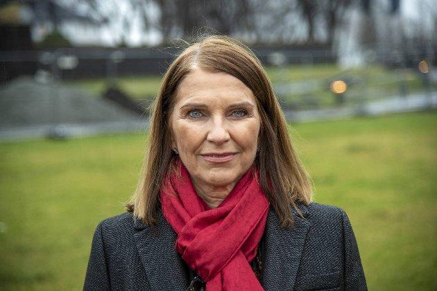 Renate Hjortland, bystyrerepresentant for Høyre i Bergen.