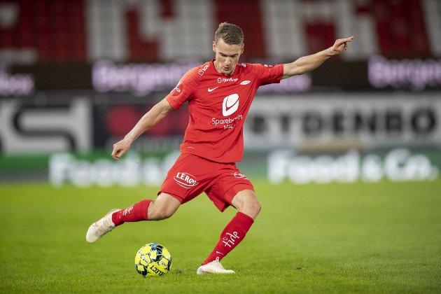 Jon-Helge Tveita får en meget tøff oppgave når han møter eliteseriens toppscorer i søndagens kamp.