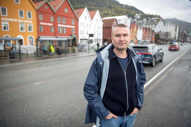 Mikkel Grüner bør lytte til oss bor i Åsane.