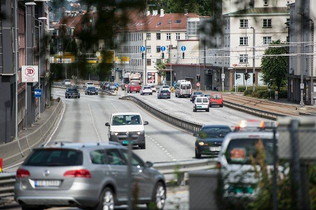 MDG vil ha lavere fartsgrense på Danmarks plass. Da Rødt fremmet forslaget i fjor, stemte de mot.
