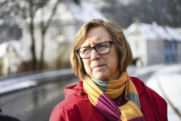 – La buekorpsene få marsjere i gatene. De er en viktig del av byens sjel, skriver Mona Høgli.                                                  FOTO: RUNE JOHANSEN
