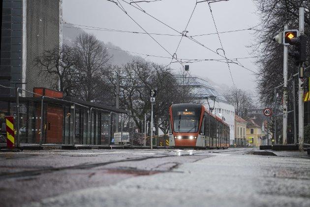 – En elektrisk bane er det mest energi- og arealeffektive og minst forurensende transportmiddel som finnes. Det er også det mest menneskevennlige. FOTO: AGNIESZKA IWANSKA