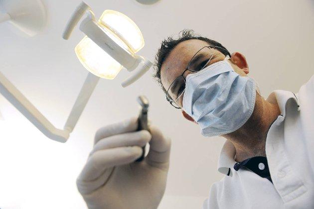 Hvorfor ikke ha samme ordning hos tannlegen som hos legen?