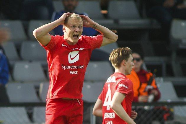 Den relativt hendelsesfattige og kjedelige kampen mot Sarpsborg 08 endte 0-0, skriver Alexander Osdal.