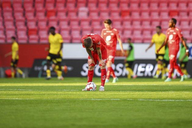 Brann mistet seieren i sluttminuttene mot Lillestrøm.