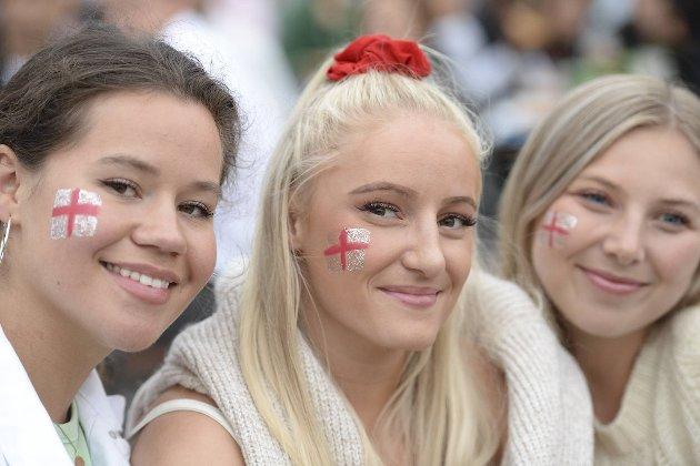 Camilla Nordanger, Frida Buberg og Marit Isdal Kolbeinsen