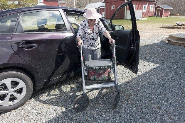 – Med denne loven vil det sannsynligvis bli mange ulykker hvor eldre er innblandet, tror summeren.