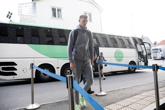 Ole Martin Kolskogen starter trolig som midtstopper mot Lillestrøm lørdag, men selv med 20-åringens fart inn blir oppskriften trolig fortsatt å «parkere bussen» bak.