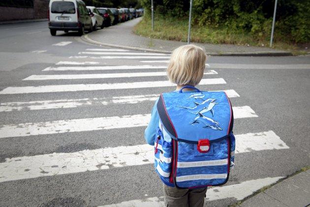 Sønnen min har byttet skole. For første gang på lenge har han ikke skolevegring. Illustrasjonsfoto: NTB