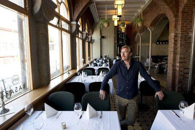 Bien Basar i den tidligere «Kjøttbasaren» serverte tapas og baskiske pinchos. Nå endrer Gard Haugland menyen til mer klassiske retter.