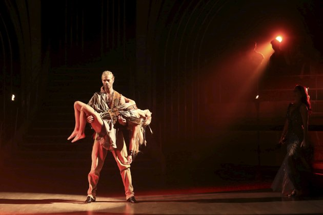 Bildetekst dansefinale: Eilev har imponert dommerne i «Skal vi danse», og er finaleklar.
