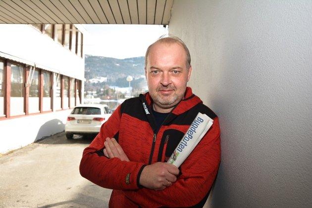 REDAKTØR: Knut Bråthen, ansvarlig redaktør og daglig leder i Bygdeposten.
