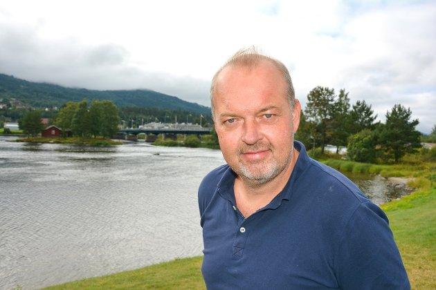 LEDER: Knut Bråthen er ansvarlig redaktør og daglig leder i Bygdeposten.