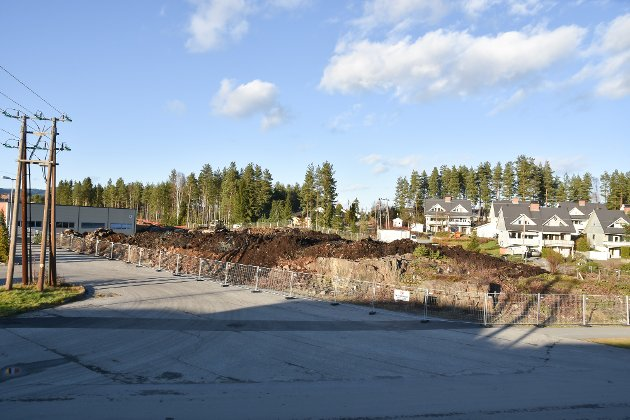 Her kommer den nye fabrikken til Splitkon. Det har kommet tre klager etter at kommunen godkjente utbyggingsplanene.