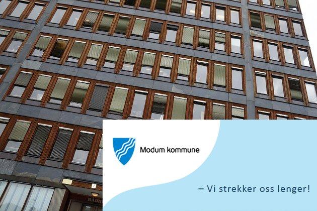 BOMMER: Bjørn Erik Sørli synes ikke kommunens slagord er veldig treffende.