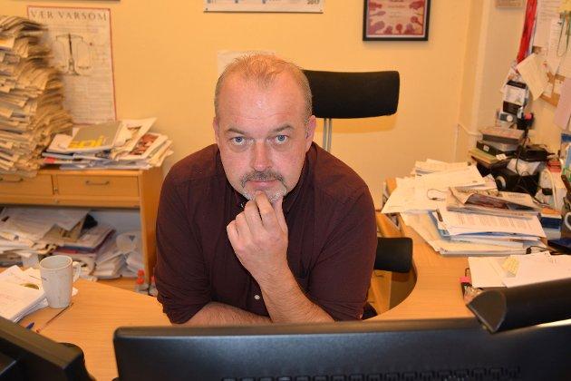 Knut Bråthen er ansvarlig redaktør i Bygdeposten.