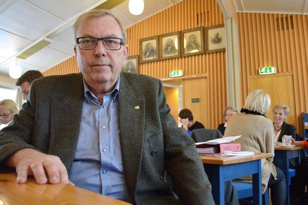 Bård Sverre Fossen.