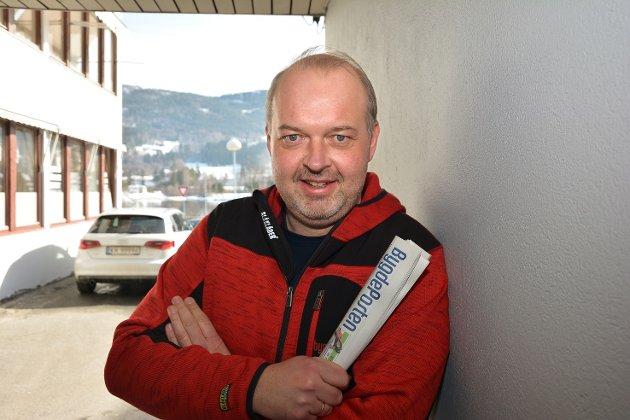 Knut Bråthen er ansvarlig redaktør og daglig leder i Bygdeposten.
