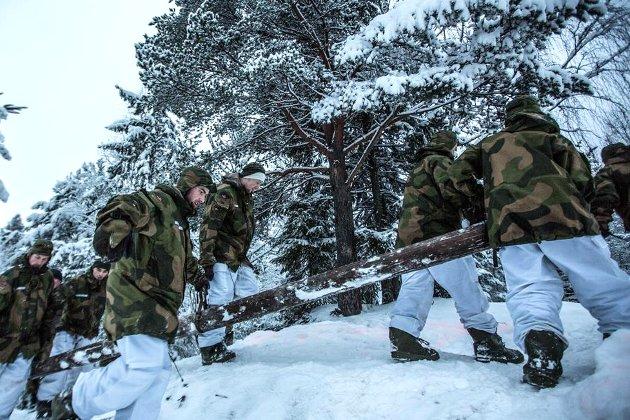 Illustrasjonsfoto. Foto: forsvaret.no