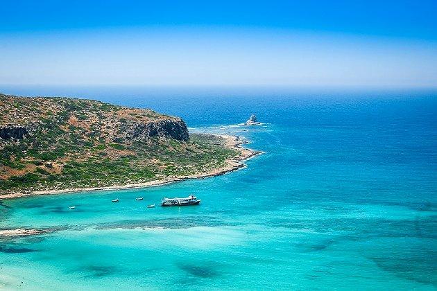 Arve Borge legger inn noen gode ord og anbefaler Kreta som er hyggelig reisemål.