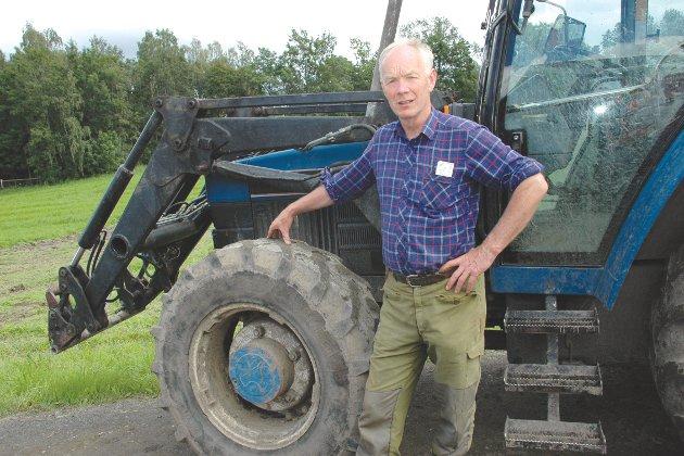 Eiendomsrett: Per Olaf Lundteigen (Sp) mener Anders B. Wærp (H) taler med to tunger i sitt standpunkt når det gjelder odelsloven.                                                                                                                     ARKIVFOTO En varslet katastrofe