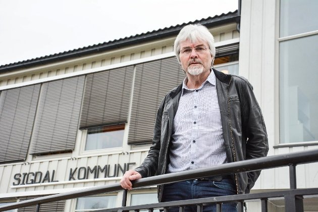 Venstrepolitiker: Runolv Stegane.
