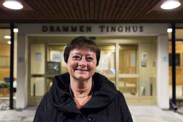Lise Christoffersen og Arbeiderpartiet vil ha et nytt, funksjonelt tinghus i Drammen, med langt bedre sikkerhet enn i dag.