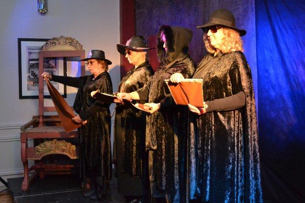 Det Dramatiske Selskab inviterer til forestilling på Konnerud bydelshus og kino
