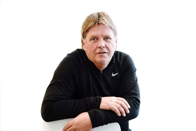 SPORTSSJEF: Roy Johnsen.