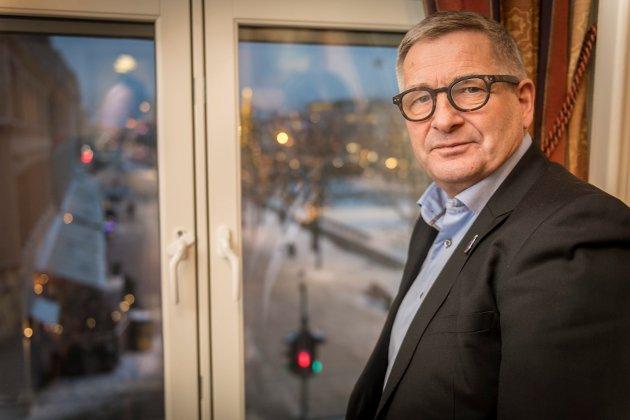 AMBISJONENE FOR DRAMMENSSKOLEN: Tore O. Hansen skriver om satsingen på drammensskolen.