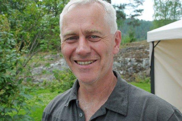 IKKE FORNØYD: Ordfører Ståle Versland i Modum kommune bedyrer i dette innlegget at han ikke er fornøyd med kommunens 317. plass på Kommunebarometeret.