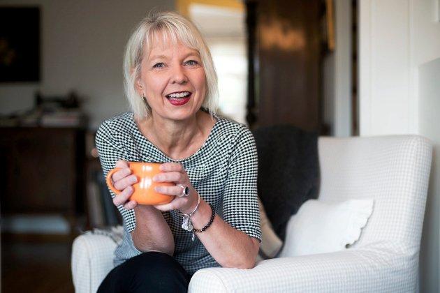 FORFATTER: Marit Reiersgård har sendt sine to etterforskere ut for fjerde gang i boken «Det de døde vet».