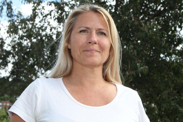 Monica Myrvold Berg fra MJøndalen er Arbeiderpartiets ordfører i «nye Drammen». Foto: Anders Kongsrud.