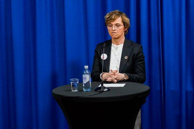 Lilly Ann Elvestad, Generalsekretær Funksjonshemmedes Fellesorganisasjon