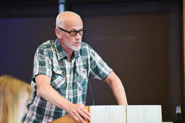 Kjell C. Hovde (SV).