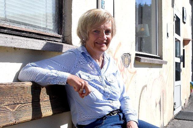 Kristin T. Frogner.