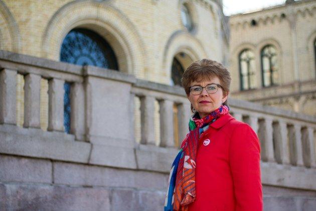 Kathrine Kleveland, leder Nei til EU.