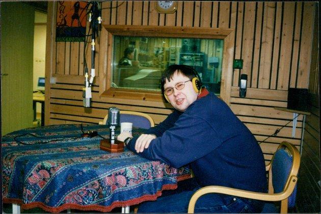 Unge lovende Raymond Elde i Nordkapp.