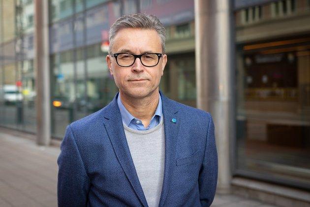 Fiskeri- og sjømatminister Odd Emil Ingebrigtsen (H)