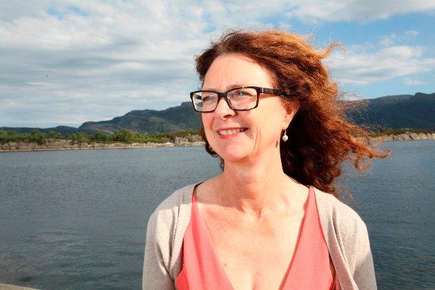 Ingrid Heggø (Ap).